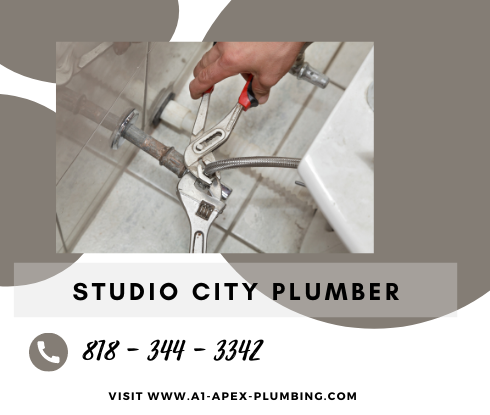 Plumber Services in Studio City