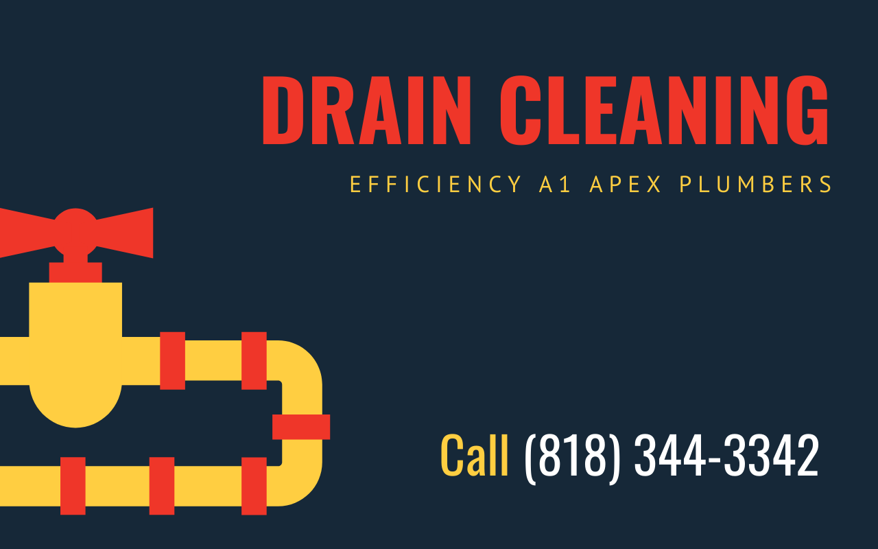 Drain cleaning in Encino