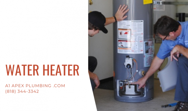 The best water heater service